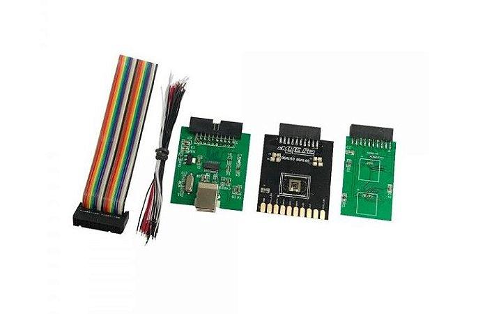 Adaptador eMMC ISP Tool UMT Box / Dongle (Obs.: Requer UMT / NCK com ativação EMMC)