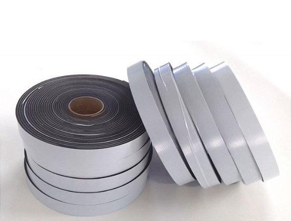 Fita de Vedação em Espuma de EPDM Preto - 3mm x 30mm x 10m - KIT COM 10 ROLOS