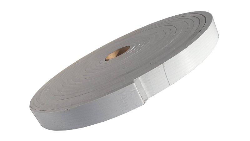 Fita de Vedação em EVA Cinza - 5mm x 40mm x 10m
