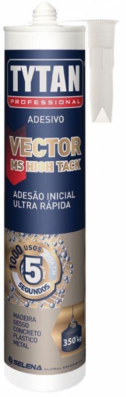 Adesivo Tytan Vector High Tack Branco 420g