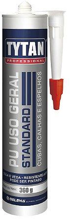 Selante Standard PU Uso Geral 360g  Tytan Cinza