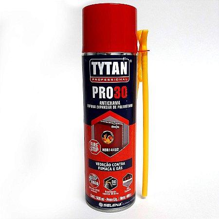 Espuma Tytan PRO30 Antichama Amarela 480G/500ML