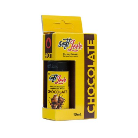 ÓLEO AROMA CHOCOLATE HOT 15mL