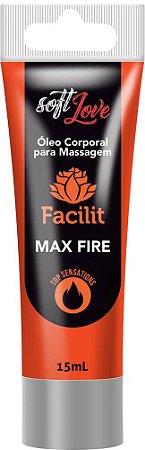 FACILIT MAX FIRE BISNAGA 15mL