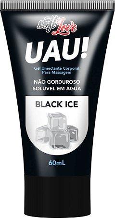 UAU! BLACK  ICE GEL UMECTANTE 60mL