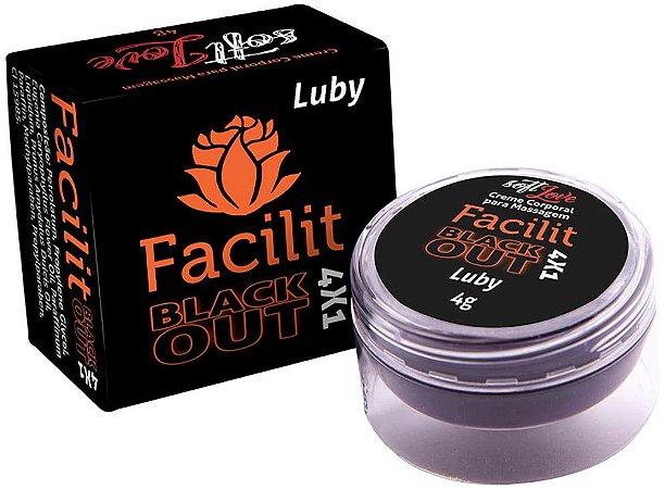 FACILIT BLACKOUT 4X1 LUBY 4g