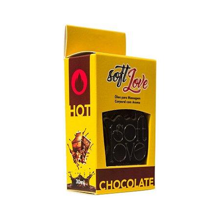 Óleo aroma Chocolate Hot 30ml