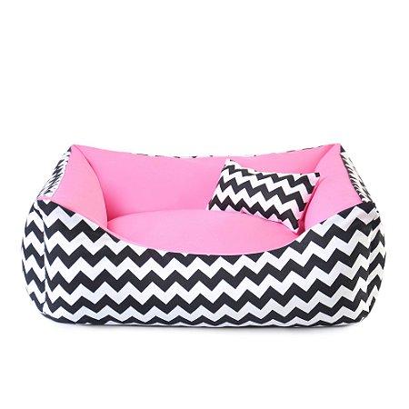 Cama para Cachorro ou Gato - 100% lavável -60x60 Bed Candy