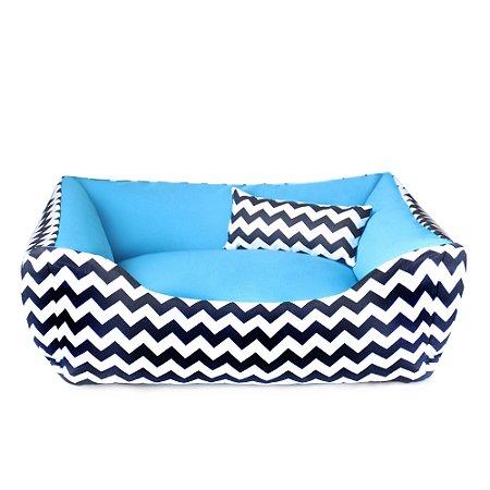 Cama para Cachorro ou Gato - 100% lavável - Bed Sky 60x60