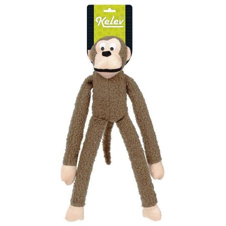 Pelúcia macaco - Marrom