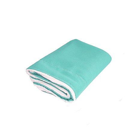 Cobertor Verde Agua