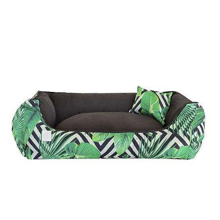 Cama Pet Premium 40x60 Geométrica Jungle