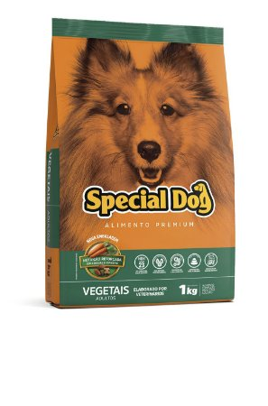 Special Dog Vegetais Adultos