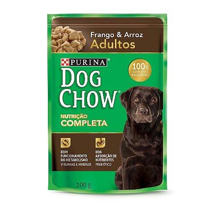 Dog Chow Sachê Ad Frango & Arroz