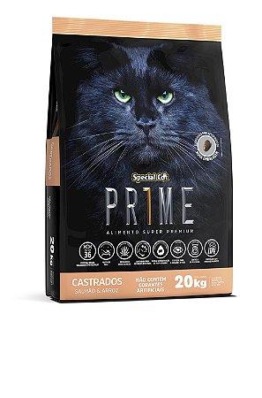Special Cat Prime Castrados Salmão e Arroz