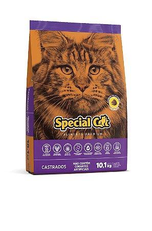 Special Cat Castrados