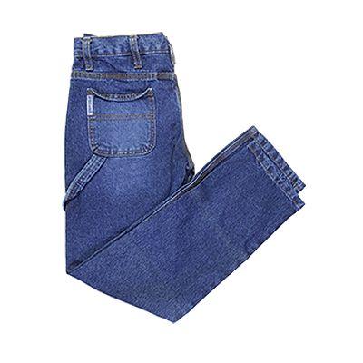Calça Jeans Carpinteiro Blue Kids - King Farm