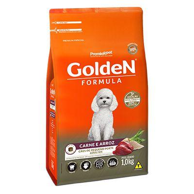 Golden Fórmula Cães Adultos Mini Bits Carne