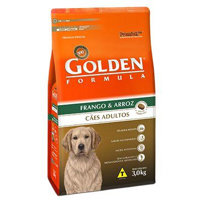 Golden Fórmula Cães Adultos Frango