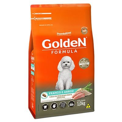 Golden Fórmula Cães Adultos Mini Bits Frango