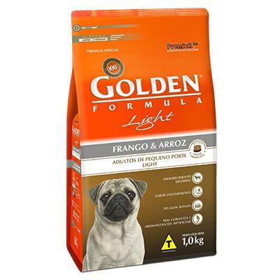Golden Fórmula Cães Adultos Mini Bits Light