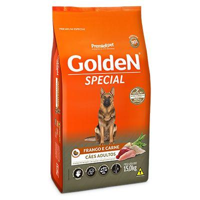 Golden Cães Special Adulto