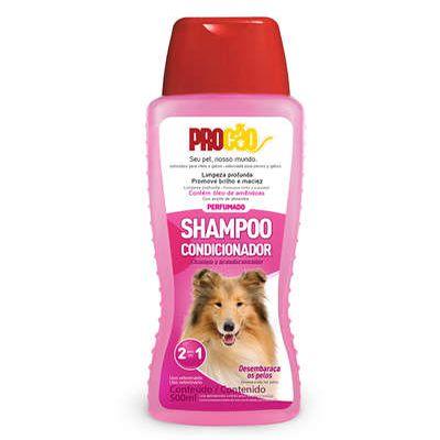 Procão Shampoo e Condic. Cães e Gatos 2em1 500 Ml