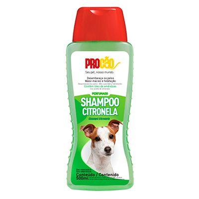 Procão Shampoo Cães e Gatos Citronela 500 Ml