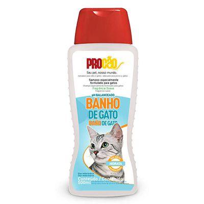 Procão Shampoo Banho de Gato 500 Ml
