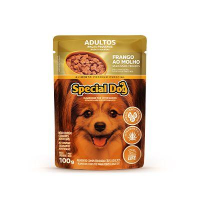 Special Dog Sachê Raças Peq Frango 100gr