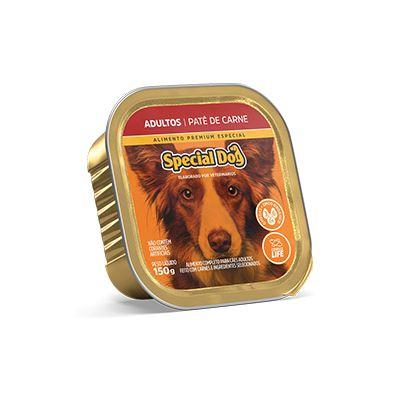 Special Dog Patê Adulto Carne 150gr