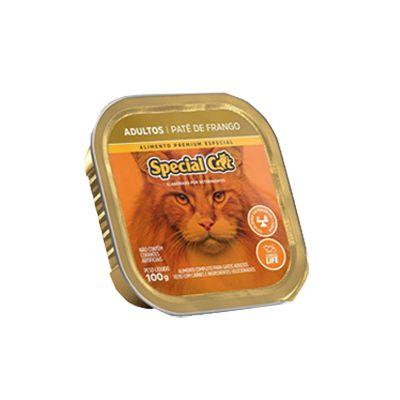 Special Cat Patê Adulto Frango 100gr