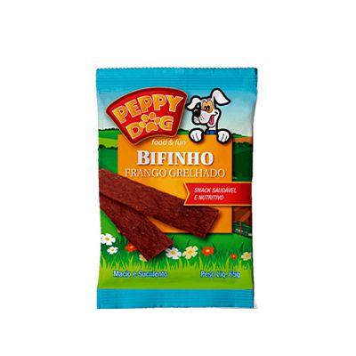 Peppy Dog Bifinho Frango Grelhado 65 Gr