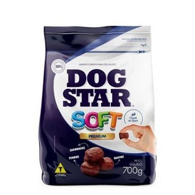 Dog Star Soft Premium 700 gr