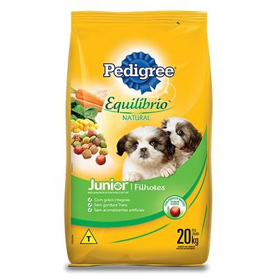 Pedigree Equilíbrio Natural Júnior