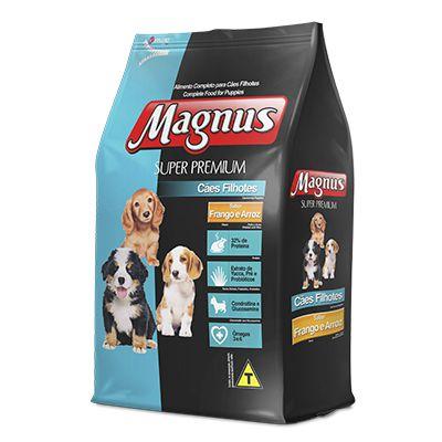 Magnus Super Premium Filhote
