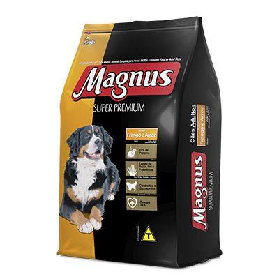 Magnus Super Premium Adulto Frango e Arroz