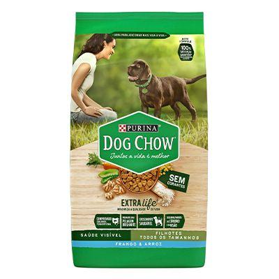 Dog Chow Pet Filhote Frango