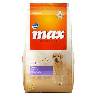 Max Cães Professional Line Light Frango Arroz