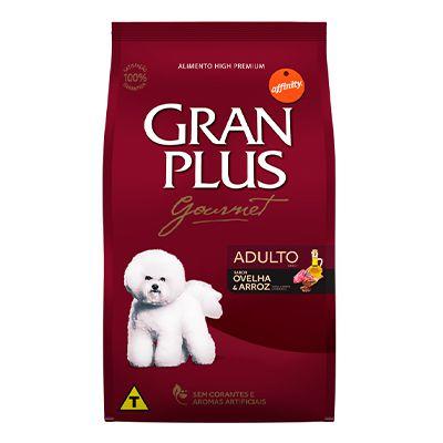 Granplus Gourmet Adulto Mini Ovelha e Arroz