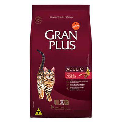 Granplus Gato Adulto Carne e Arroz