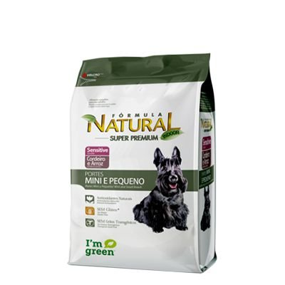 Fórmula Natural Pequeno Porte Indoor