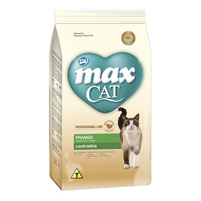 Max Cat Professional Line Castrados