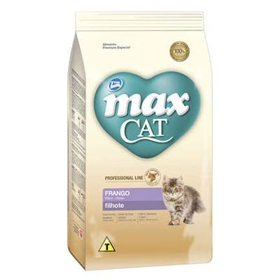 Max Cat Professional Line Filhotes Frango