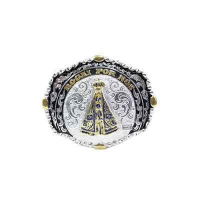 Fivela Master Cowboy Brand Grande - Ref. 7014