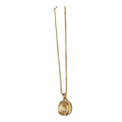 Semijoias - Corrente C/ Pingente - Cod. 200.030 - Ouro