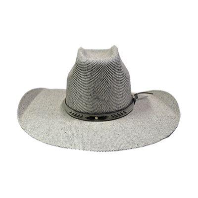 Chapéu de Lona Silverado Fio Preto Ref. 22400 - Dallas