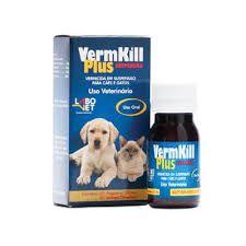 Vermikill Plus Suspensão 20 ML