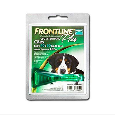 Frontline Plus GG de  40 a 60 Kg