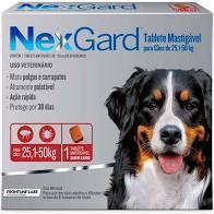 Nexgard Cães de 25,1 A 50 kg 136 MG
